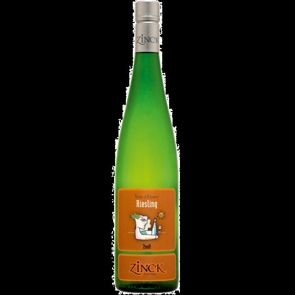 Вино тихе біле сухе Рислінг Портре 2016 12,50%, 0,75л Vins Zinck
